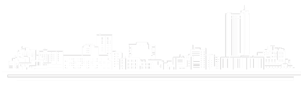 Amarillo Texas skyline graphic