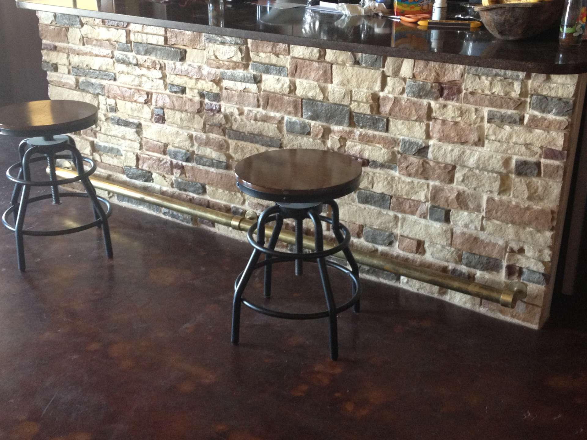 Custom Bar Masonry