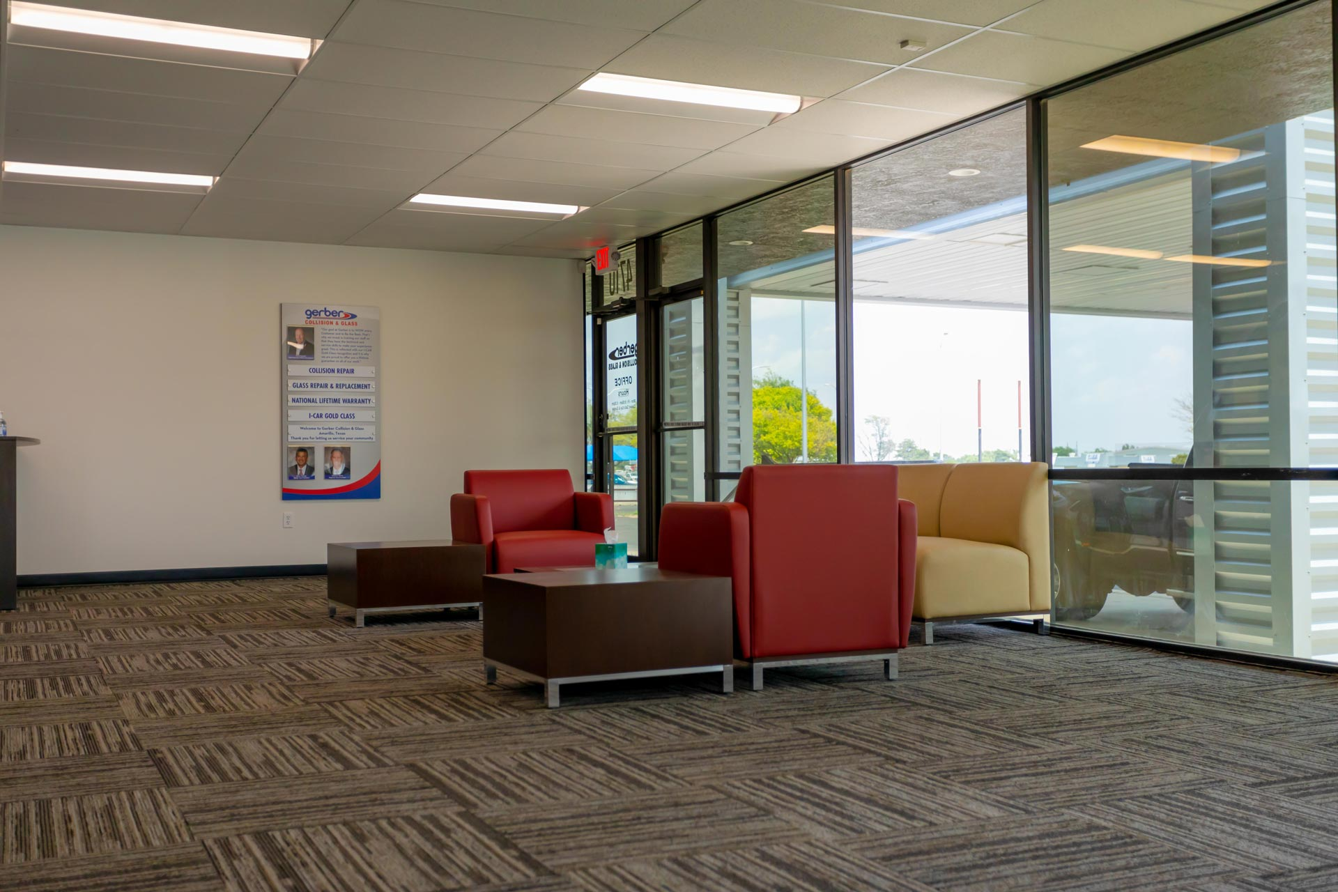 Gerber_colllision_and_glass_Amarillo_ Building_Interior_3_Cole_Stanley